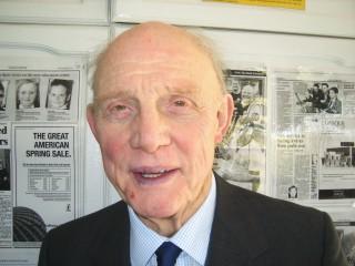 Player Len Eades