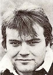 Player John Hall