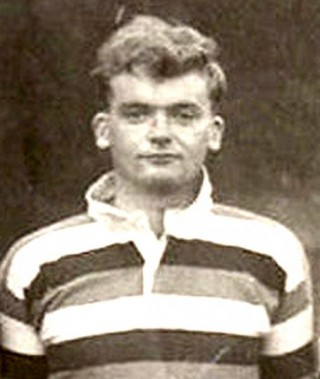 Player President Peter Hall