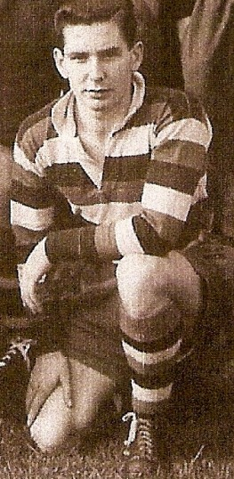 Player Robin Hambly