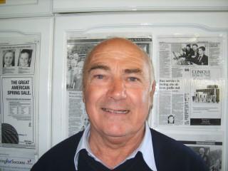 Player Lance Harvey