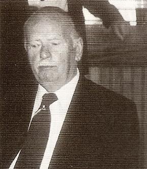 Administrator Reg Hillman