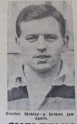 Player Gordon Mobley