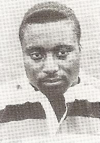 Player Steve Ojomoh
