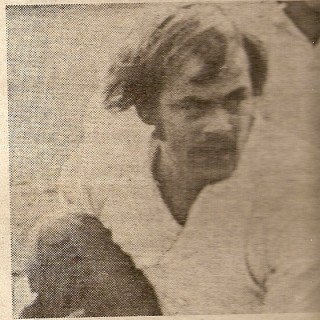 Player Alan Parfitt
