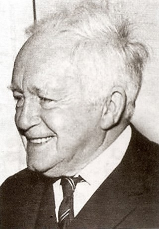 Administrator Arnold Ridley