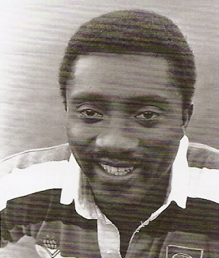 Player Fred Sagoe