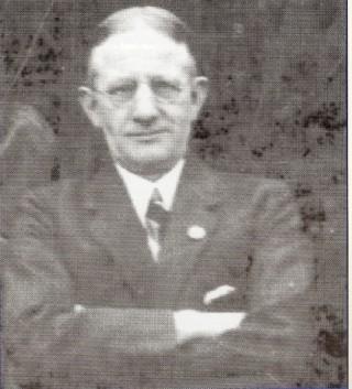 Eddie Simpkins Secretary, Life Member