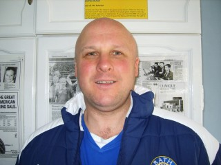 Player Martin Sparkes 1