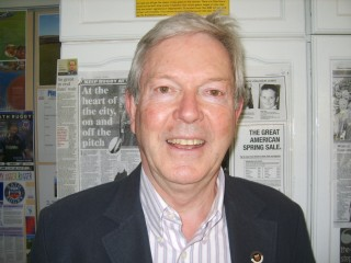 Player David Taylor