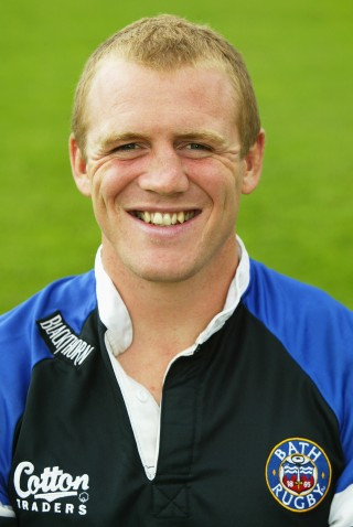 Player Mike Tindall