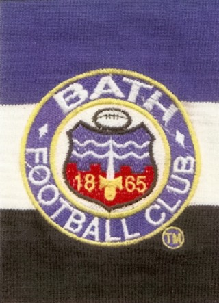 The Bath Football Club badge of the amateur era