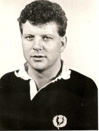 Player and British Lion Damian Cronin