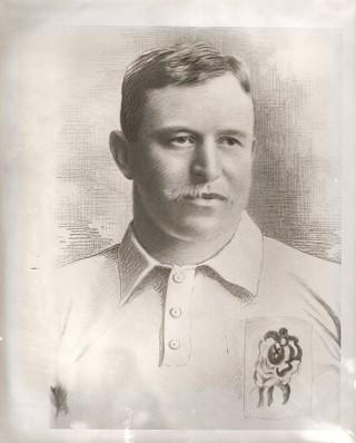 Player Frank Soane