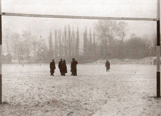 1963 January The Recreation Ground is snowbound