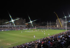 2012 The Recreation Ground aglow