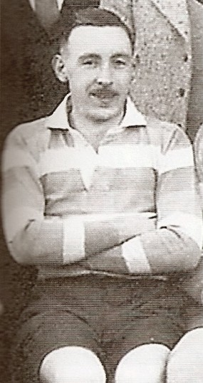 Player Bertie Buse