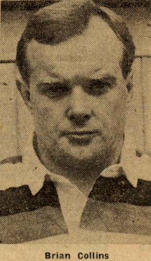 Player Brian Collins