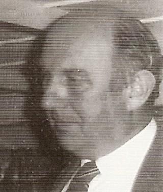 Team Secretary Frank Cottle