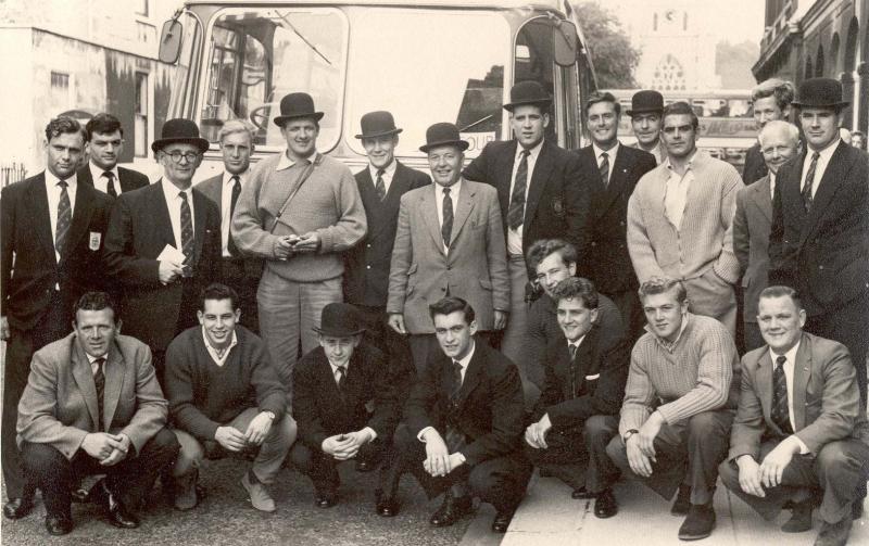 Cheshire Tour 1960 1