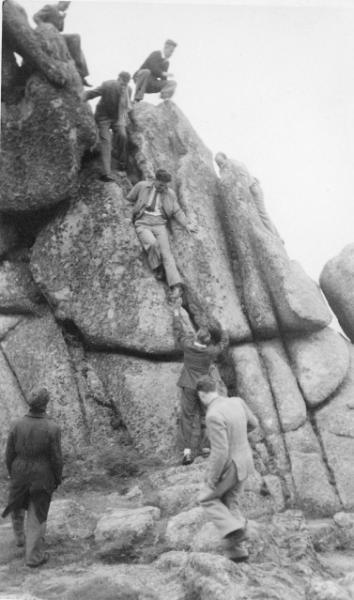 Cornish Tour 1948