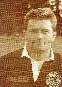 Player Graham Dawe