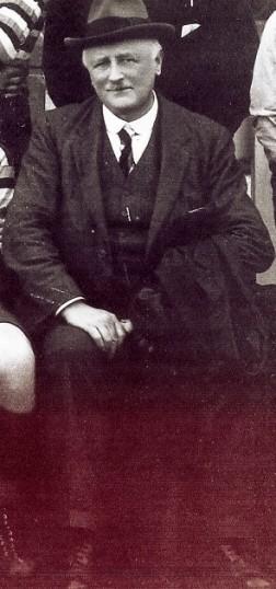 Administrator George Roberts