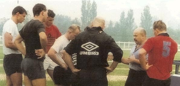 Italy Tour 1993 1