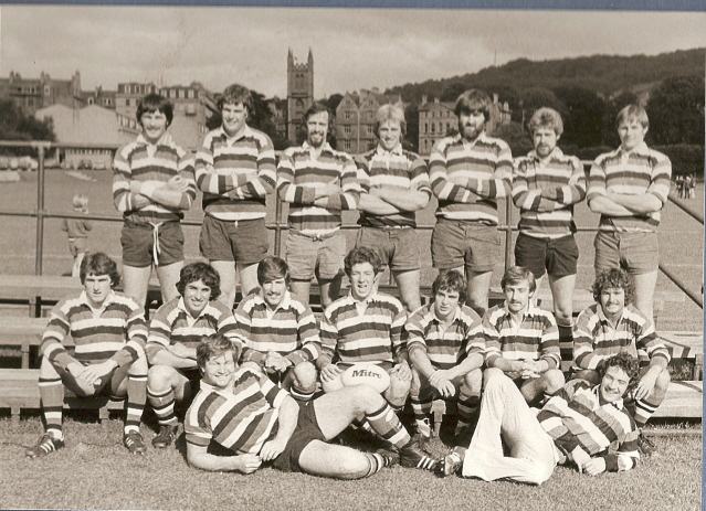 1976 Bath United XV