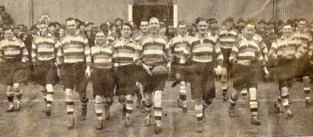 Team 1932 Bath v Bristol