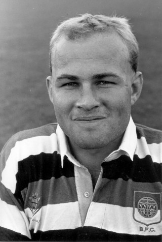 Player Andy Robinson