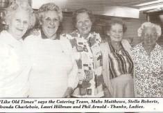 The Tea Ladies