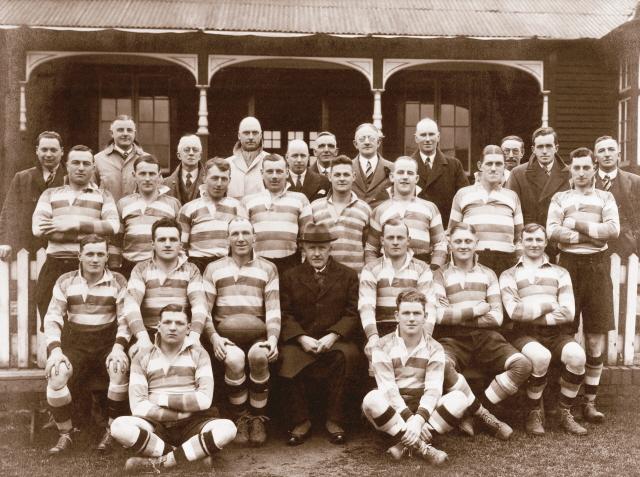 Team 1931-32