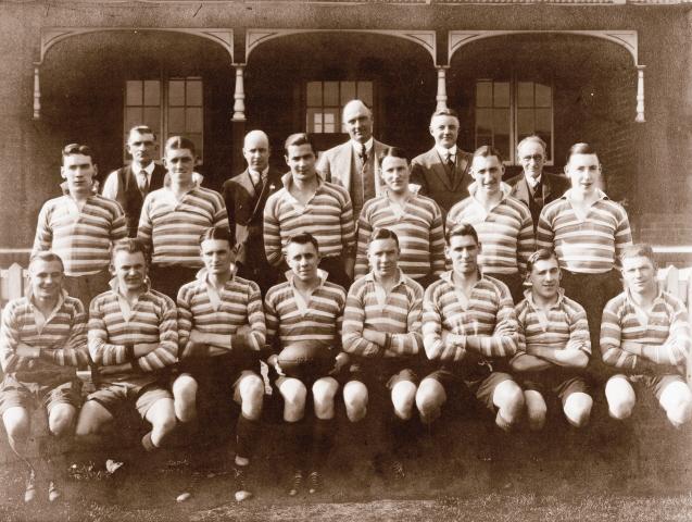 Team 1931 Bath A