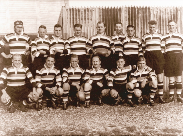 Team 1938 v Weston-Super-Mare