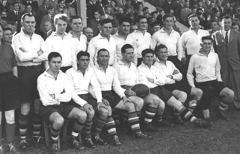 Team 1949 v Bristol