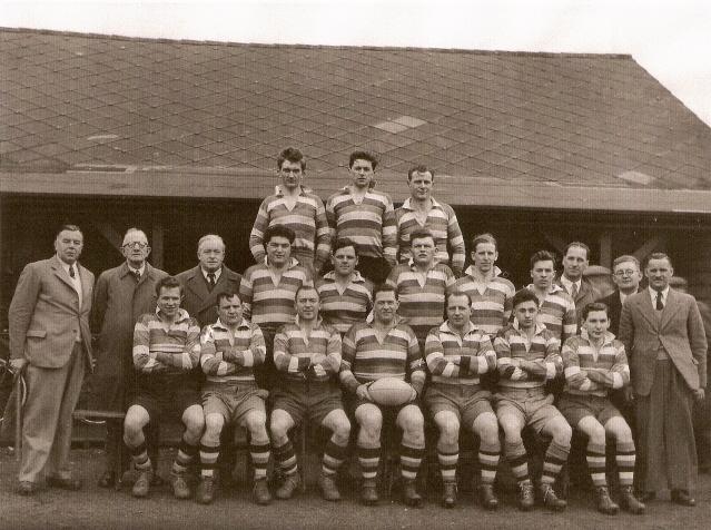 Team 1950 v Wasps