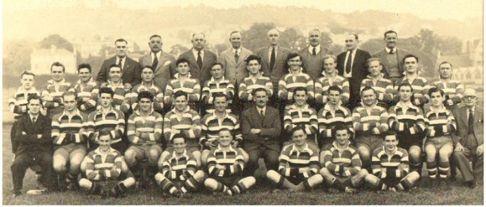 Squad for 1951-52