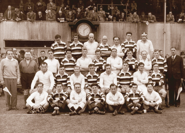 Team 1951 v HB Tofts XV