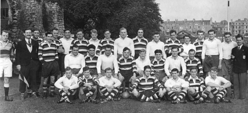 Team 1952 v Bristol