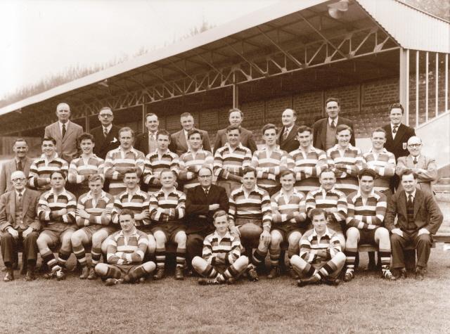 Team 1954-55