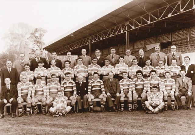 Team 1956-57