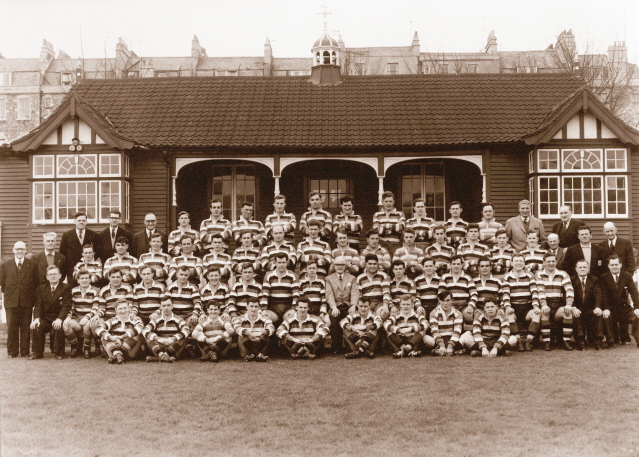Team Photograph season 1958-59