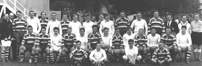 Team 1958 v Bristol