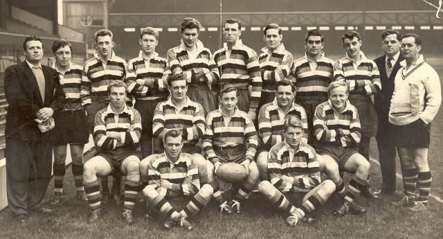 Team 1958 v Harlequins