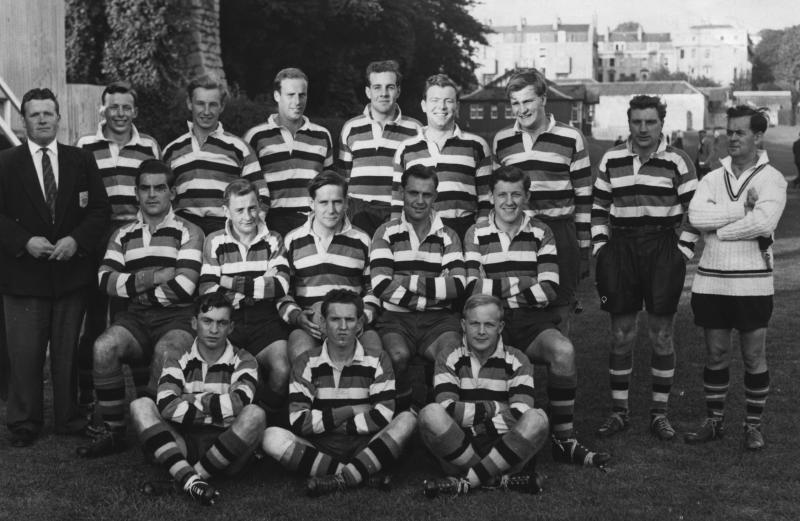Team 1959 v Clifton