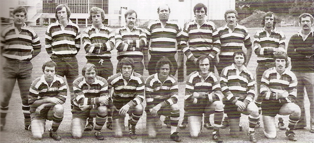 1975 Bath Team Photograph