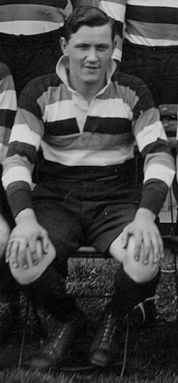 Player Ralph Banks