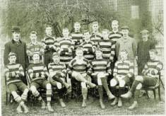 1890s Bath Team