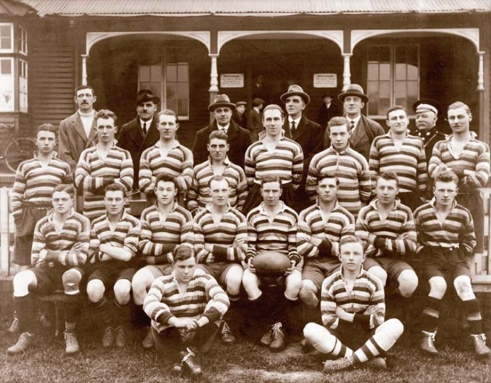 1924-1925 Bath 'A's